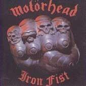 Motorhead - Iron Fist, Grey