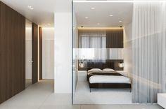 141126 дизайн спальни в однокомнатной квартире
