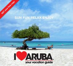 Aruba + Vacation = Love : )