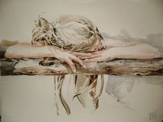 Watercolours for sale. Discover more unique art available for sale from Boyana Petkova and other talented independent artists from around the world on Artfinder. Impressionist, Unique Art, Watercolor, Portrait, Artwork, Painting, Image, Beautiful, Artists