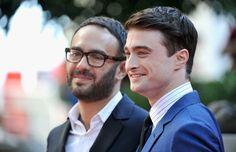 'Kill Your Darlings' Premiere - The 70th Venice International Film Festival - John Krokidas and Daniel Radcliffe
