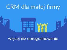 CRM dla małej firmy  #CRM #prostyCRM #systemCRM #QuickCRM https://quickcrm.pl/crm-dla-malej-firmy/