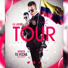 Cover / Tour Colombia 2014 - 2015