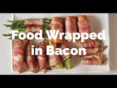 Food Wrapped in Bacon | Yummy Ph