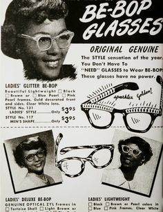 All the cool kids are wearing Be-Bop Glases