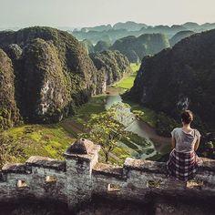 486 steps later... Ninh Binh, Vietnam  #Regram via @whyweseek
