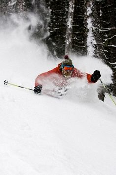 Only 4 months away from the season get ready to ski Deep Powder