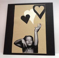 Her imagination ooak collage by MoleStreetStudio on Etsy, $10.00
