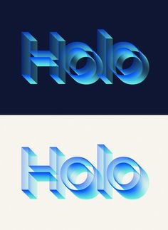 We're happy to share with you a stunning holographic text effect that will give your texts and logos a distinctive futuristic...