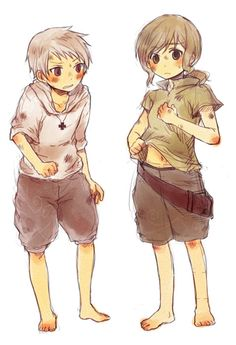 APH » Prussia & Hungary {young years}