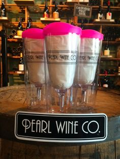 Pearl Wine's Sippy Cup $12.99 (3700 Orleans Ave #1C)