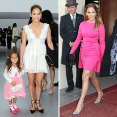 Jennifer Lopez was our top best dressed celeb last week. What do you think of her style choices here?