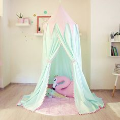canopy with play mat princess room decor canopy pink room