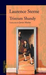 The Life and Opinions of Tristram Shandy, Gentleman (or, more briefly, Tristram Shandy) is a novel by Laurence Sterne. It was published in nine volumes, the first two appearing in 1759, and seven others following over the next seven years (vols. 3 and 4, 1761; vols. 5 and 6, 1762; vols. 7 and 8, 1765; vol. 9, 1767).