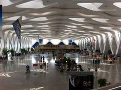 Aéroport de Marrakech Ménara   مطار مراكش المنارة  (RAK) à مراكش, Marrakech-Tensift-Al Haouz