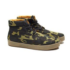 Dandy Men's Camo now featured on Fab.