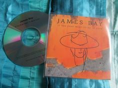 James Bay - If You Ever Want To Be In Love Virgin Records Promo CD Single