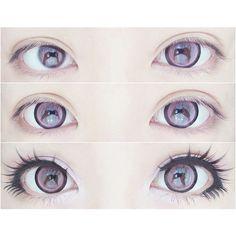青白い魂浅黒い肌 ❤ liked on Polyvore featuring beauty products, makeup, eye makeup, eyes, pictures, photos and girls