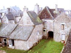 Maison du village de Guémené-sur-Scorff / Morbihan