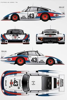 Porsche 935/78 by ADCF Design