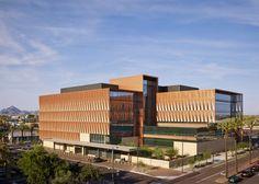Медицинский центр в Аризоне, ZGF Architects