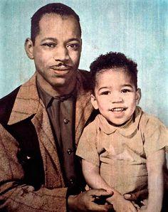 Jimi Hendrix And His Father