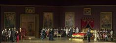 El caballero de la rosa fue ovacionada por el público en el primer coliseo porteño   El caballero de la rosa la ópera de Richard Strauss uno de los eventos líricos más esperados de la Temporada 2017 regresó al Colón  Retrato de un mundo perdido de la búsqueda del amor y de la juventud Der Rosenkavalier es uno de los títulos principales del romanticismo tardío. Escrita en tono de comedia la obra de Strauss y Von Hoffmannsthal regresó al teatro Colón a 102 años de su primera versión local de…