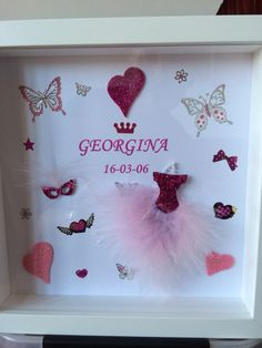 Why not personalise your gift.  Beautiful 3d pictures with your own special touch.
