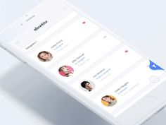 10 Beautiful Examples of Motion Design in Mobile Apps - Interaktives Design, App Ui Design, Web Design Trends, User Interface Design, Graphic Design, Sketch Design, Design Concepts, Flat Design, Mobile App Design