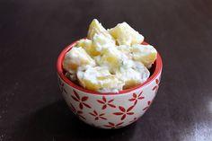 Tzatziki Potato Salad - gluten free & egg free
