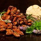 Provençale Garlic Almonds
