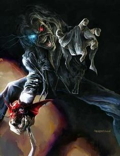 Highway to Hell ┼ Art Dark Artwork, Metal Artwork, Iron Maiden Mascot, Iron Maiden Band, Eddie Iron Maiden, Iron Maiden Posters, Eddie The Head, Where Eagles Dare, Gothic Fantasy Art