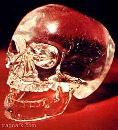 mitchell hedges crystal skull