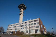 Pardubice jak je neznáte. Podívejte se na město z telefonní ústředny | Pardubice Cn Tower, Lab, Building, Travel, Cinema, Viajes, Buildings, Labs, Destinations
