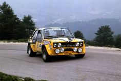 Fiat / Seat / Tofaş Murat 131 Rally Raid, Fiat, Cars And Motorcycles, Race Cars, Dream Cars, Classic Cars, Automobile, Competition, Legends