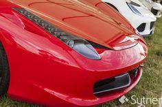Beauty in Design - The Ferrari 458's Front Fins