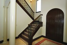 Switch Back Stair Design   69,678 switchback stair Home Design Photos