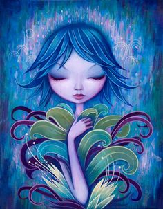 whimsical art | Whimsical Paintings by Jeremiah Ketner | Cuded