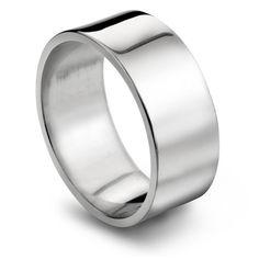 Forlovelsesring i sølv - Sølvring - Juvelen gullsmed