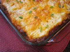 Stirring the Pot: Everyday Food's Cheddar-Topped Shepherd's Pie