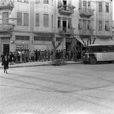 רחוב בן יהודה 1 תל אביב 1947