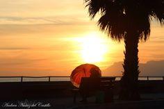 Lettura al tramonto