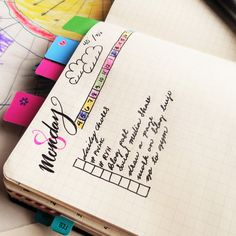 how to use a bullet journal as a stay at home mom