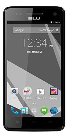 """BLU Studio 5.0 C HD Quad Core, Android 4.4 KK, 4G HSPA+, 8MP Camera - Unlocked Cell Phones -Black. T-Mobile: MetroPCS, Lyca, Speedtalk, Go Smart, Simple Mobile, Net10, Straight Talk, Solavei, Ultra Mobile, Telcel America, Walmart Family Mobile. 1.3GHz Quad-core, Android 4.4 Kit Kat. Beautiful design and a powerful performance, the Studio 5.0C HD, enhanced with Android 4.4 Kit Kat featuring a 5.0"""" HD display for viewing pleasure, powerful 1.3 GHz Quad Core processing for fast..."""