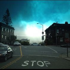 Beautiful pic in San Francisco