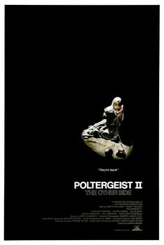 Poltergeist II movie poster Fantastic Movie posters #SciFi movie posters #Horror movie posters #Action movie posters #Drama movie posters #Fantasy movie posters #Animation movie Posters
