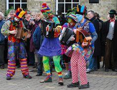 Whittlesey Straw Bear Festival 2011