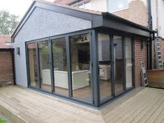 PATIO Home and Kitchen Extension Builders, Manchester House Extension Plans, Extension Designs, Glass Extension, House Extension Design, Extension Ideas, Orangery Extension Kitchen, Conservatory Extension, Kitchen Diner Extension, Bungalow Extensions