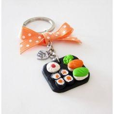 Porta-chaves Sushi