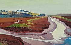 Anna Dillon the Artist - The Devon Series
